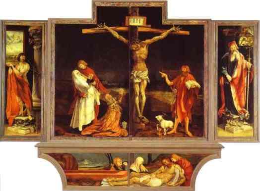 Grunewald-Altarpiece